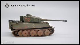 美军缴获的首辆完整虎式坦克颠沛流离的多舛命运