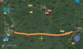 资阳市新建高速公路,快速通道及主干道的理想设计图