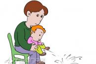 关于小宝宝把尿的问题,你怎么看?