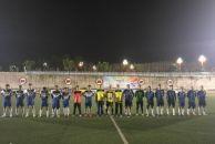 精彩!雁江八人制足球赛第三轮这支球队进了9个球!