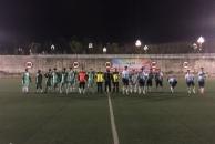 雁江八人制足球赛风水轮流转,各队都在奋起直追!