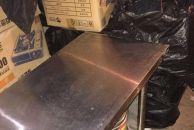 转让火锅桌椅、设备