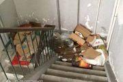 小区公共区域堆放垃圾杂物——你可能违反了《物权法》