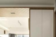 116㎡日式MUJI风3室2厅,高颜值与强收纳并存!