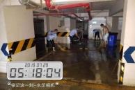 不惧暴雨,凯旋国际蜀信物业防汛工作通宵在行动!
