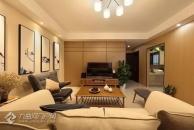 110平新中式三房,打造一个情调禅意的空间