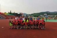 省青少年足球赛乐虎app手机版队第二战,5:2小胜遂宁队!孩子们继续加油,期待明天的胜利