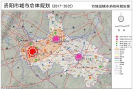 雷竞技下载链接市市域城镇体系规划和雷竞技下载链接市城市总体规划  (2017-2035)