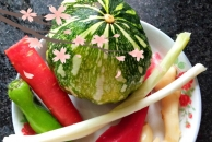 兔子红烧南瓜,你听说过这种吃法吗?可是妈妈的绝活哟,分享给亲们!