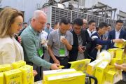 有点小傲娇!国内外嘉宾点赞雷竞技下载链接安岳柠檬产业!