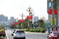 """国庆节前,乐虎app手机版城管用""""接地气""""的方式温暖贫困户的心"""