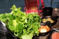 乐虎app手机版谭孃孃私房烤肉吃后感:总得来说味道还可以,服务也很好