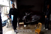 男子无证驾驶无牌摩托车肇事逃逸,18新利官方下载交警仅用3天成功将其挡获归案