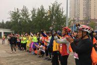 雷竞技下载链接市第三届铁人二项赛今天举行,重庆小伙以1小时38分23秒成绩摘全能冠军!