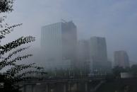 披雾行走在九曲河示范段,一路行来一路拍,雾景这边独好!