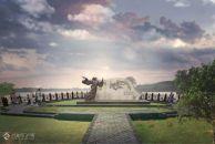 雷竞技下载链接凤岭公园新建5座主题雕塑,快要完工了!