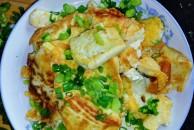 今天做了道家常菜:两面黄豆腐,很简单的做法,看了本帖你也会!