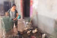 张秀芳:独臂女自强谋脱贫 行公益敬业勤耕耘