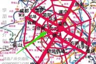 蜀都大道东延线雷竞技下载链接到简阳线2020年底就要动工,这条线来得好且速度!