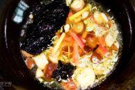 准备好爱吃的食材自创歪三鲜汤,孩子爱吃,天冷吃起热和和的!
