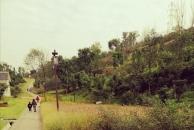 时隔几个月回到18新利官方下载,带弟弟开开心心逛凤岭公园,果然不虚此行!