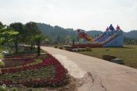 18新利官方下载湿地公园又多了一个新去处,有玩的,有水果,还有花园!多图带你去逛逛!