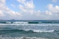 亚龙湾看海