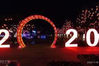 从雷竞技下载链接苌弘广场到和平路的雁城夜景,繁华而热闹,美丽而迷人!