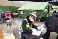 疫情当前  警察不退 | 父母女儿都在武汉,他选择与妻子留守乐虎app手机版抗疫一线!