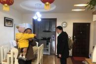 乐虎app手机版乐至民警坚守岗位将近一月未回家,到家后1岁儿子竟不识爸爸