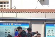 2月11日,最壮观理发场面在乐虎app手机版交警直属一大队呈现
