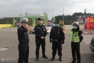 走在前沿干在实处!安岳县公安局副局长、交警大队长吴鹏飞抗击疫情先进事迹