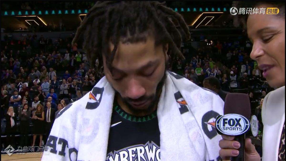 德里克·罗斯!这才是篮球带给我们真正感动的部分