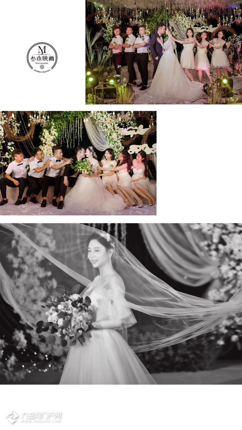 叁木映画婚礼跟拍摄影