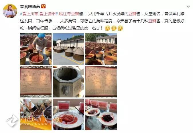 10名百万粉丝量的大v们品资阳之旅,雁江给他们留下了哪些印象?