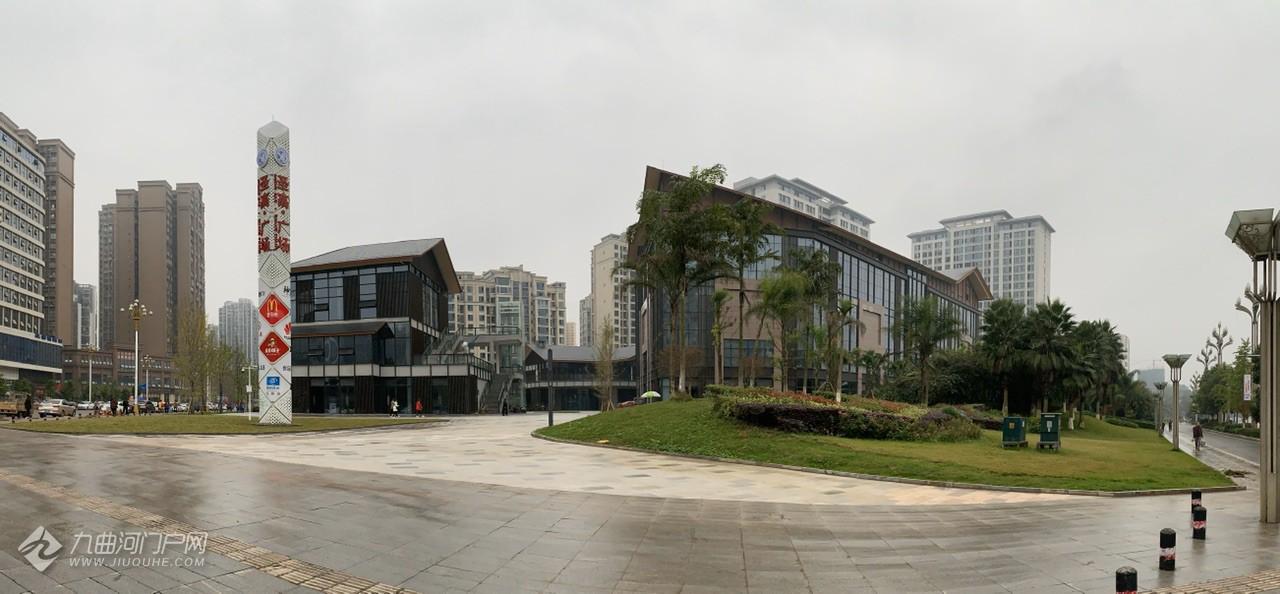 资阳圣高广场,在沱东有望后来居上,相比希望城先行开业!