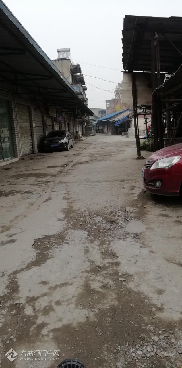 曾经每天热闹街道,经不住中国快速的发展现在沉睡中,这就是资阳候家坪老街道! ...