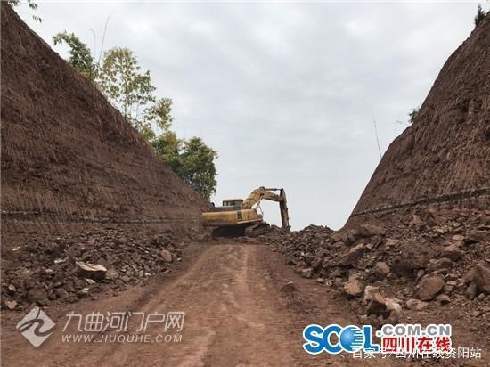投资近15亿!雁江紫微大道建成后将带动保和等沿线乡镇经济发展