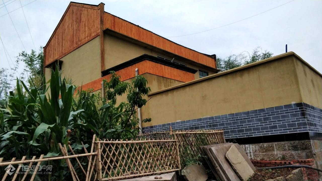 资阳丰裕镇高洞村旧颜换新貌,农业主题公园的新村即将建成!