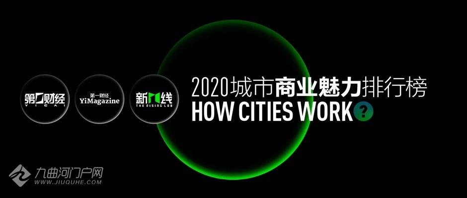 2020年1-5线城市排名出炉,资阳位于5线城市!