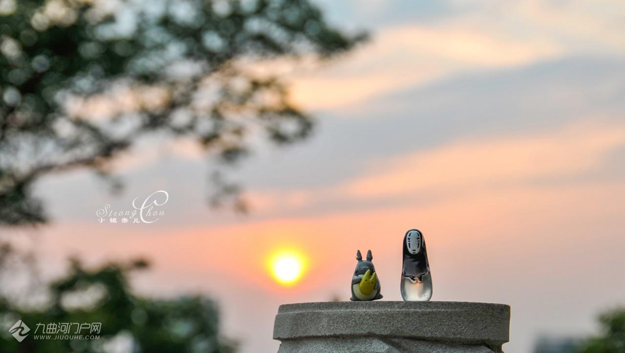 东岳美景,看日出日落的好地方