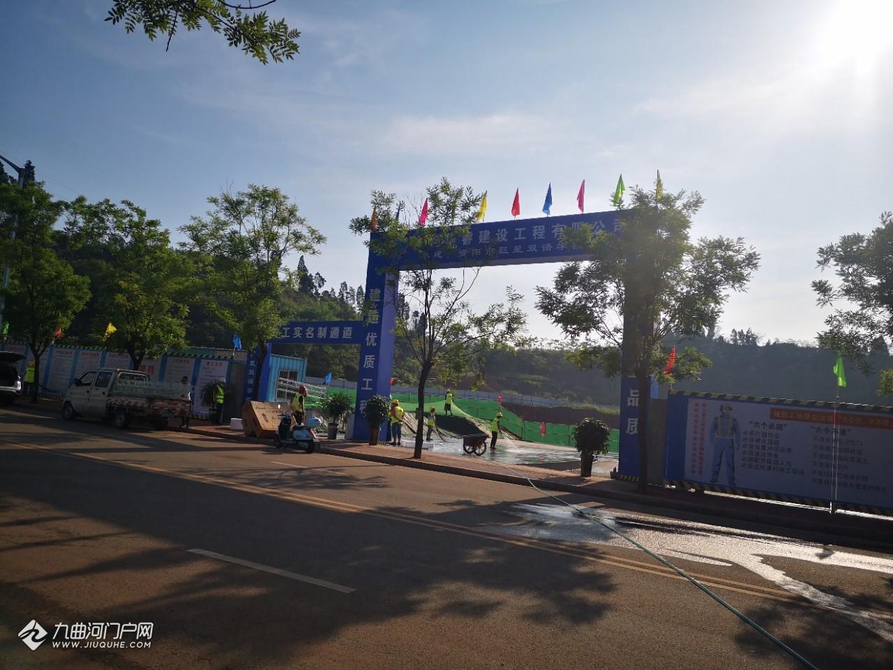 资阳万达背后巨星双语国际学校开建了!