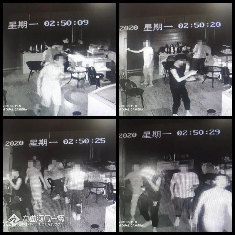猖狂!资阳五名小伙入室盗窃,其中一名小伙还用物品砸坏了监控……