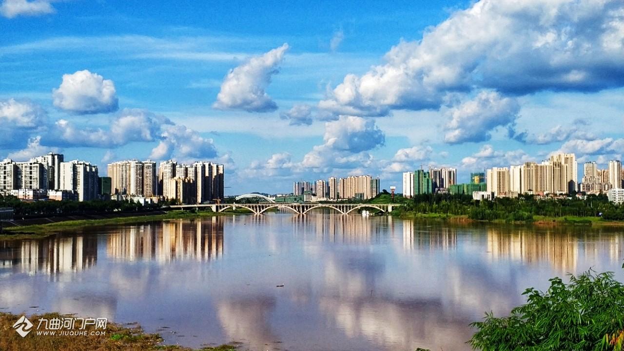 資陽雁城美景