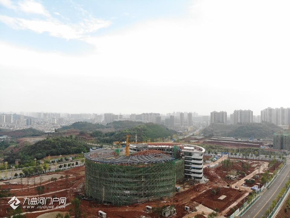 距离资阳市民中心建成的日子越来越近,目前的进度如何?大家来看看!