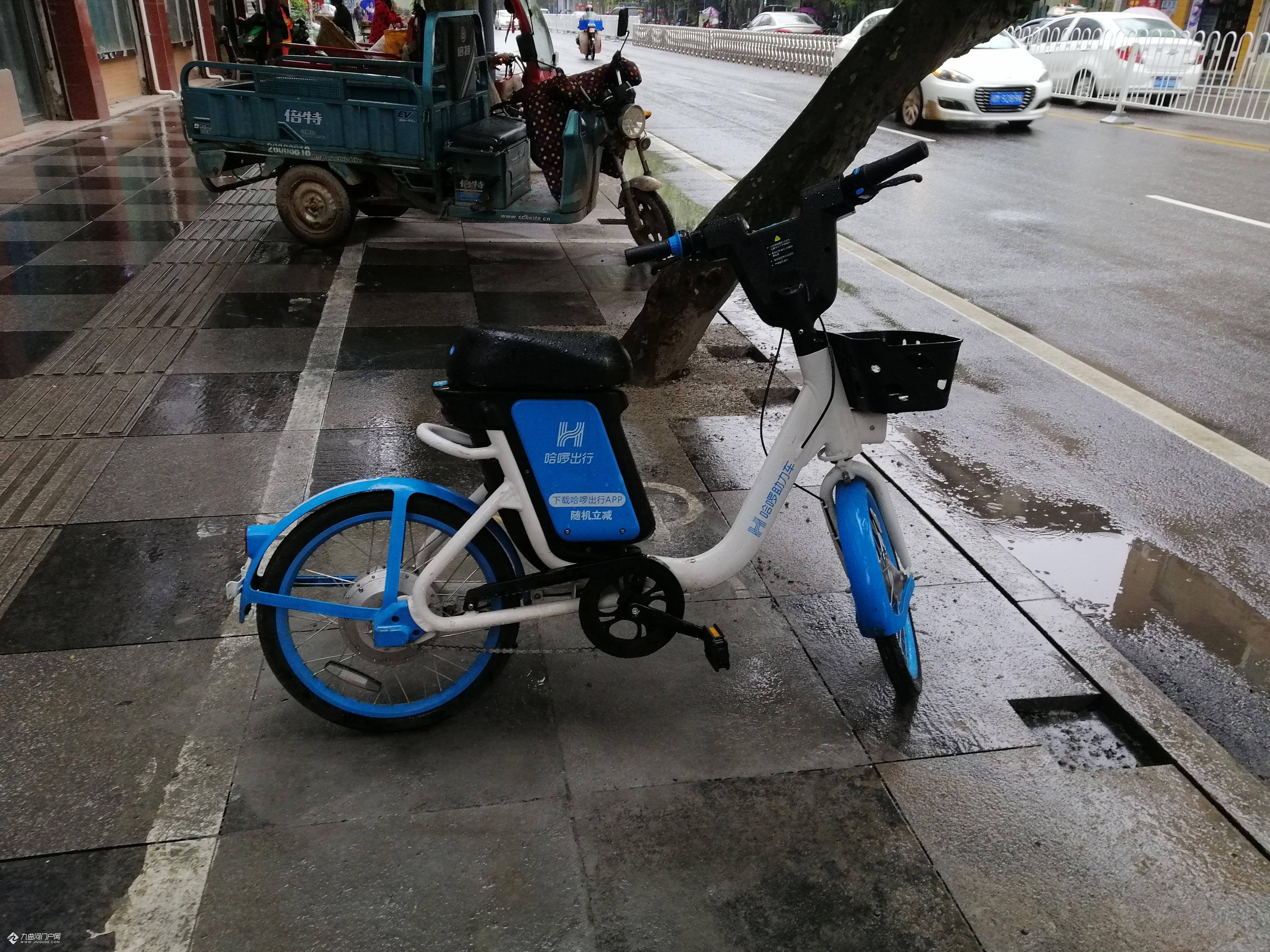 闲来无事,我测评了资阳的几种共享电单车,大家平时喜欢骑那种车呢?