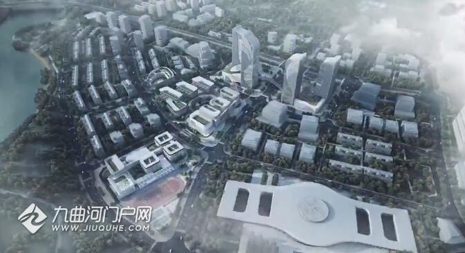 资阳临空经济区起步区规划设计概念方案:天府之翼,空港新区!
