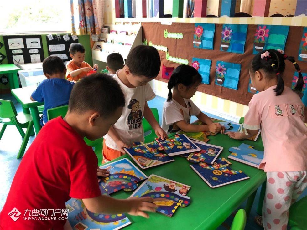 江楠半岛幼儿园大型新年庙会活动
