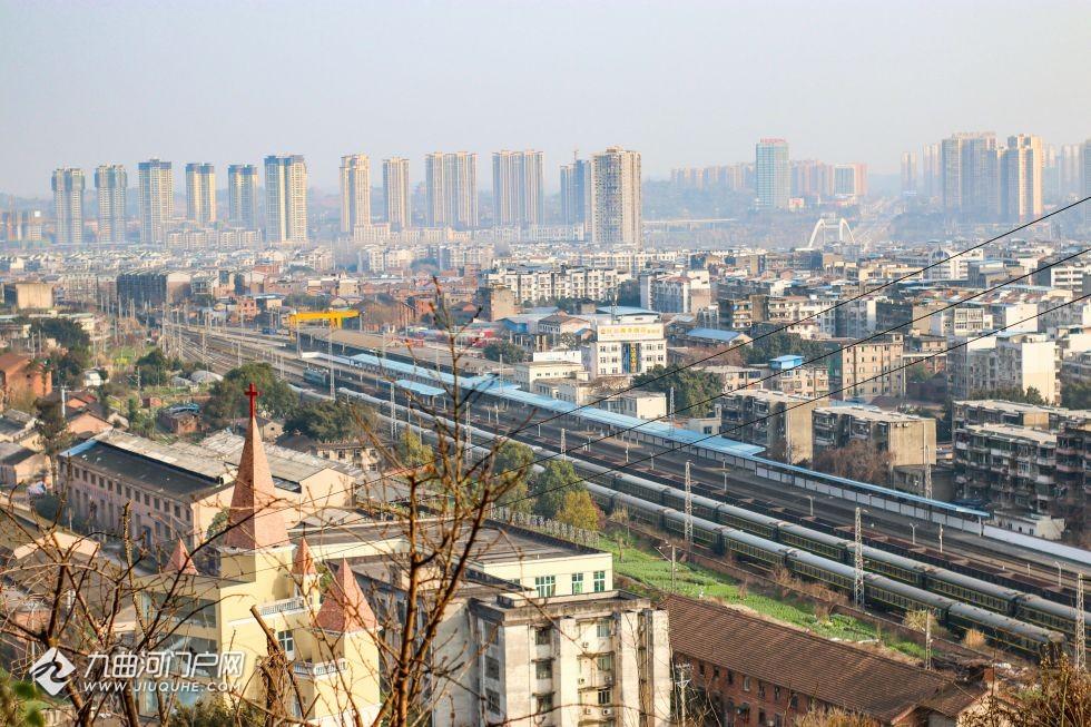 春节就是要爬山踏青!资阳凤岭公园改造后的样子,我不允许还有人没见过~