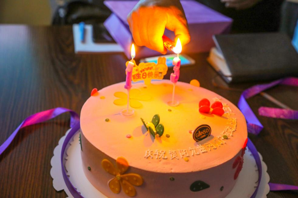 【晚8点红包】今天是河马13岁的生日,大家来给我们送句祝福语吧!
